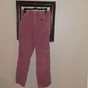 Crazy shirt Hawaii original cranberry dyed pants